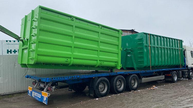 Kontener na odpady budowlane – jak zamówić pojemnik dopasowany do Twoich potrzeb?